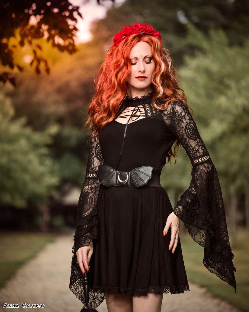 anna calypso nu romantic goth look world gothic models