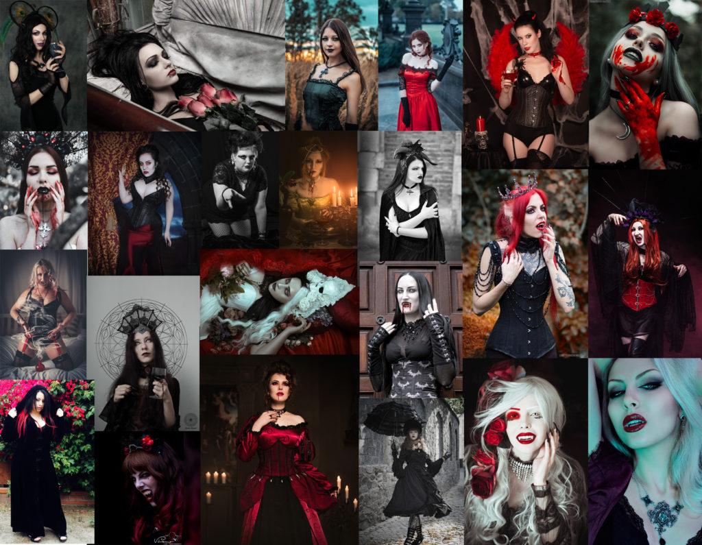 vampire goddess 2019 mix images contestants world gothic model