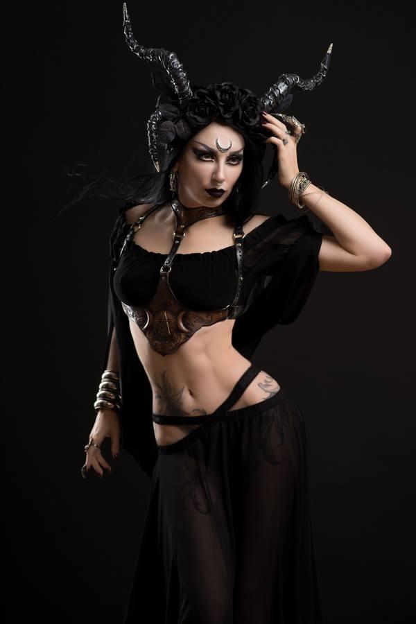 mywitchery7 world gothic models