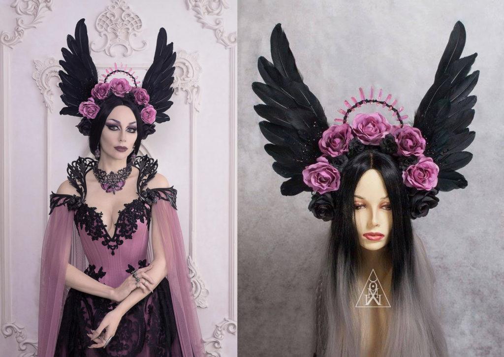 mywitchery9 world gothic models1