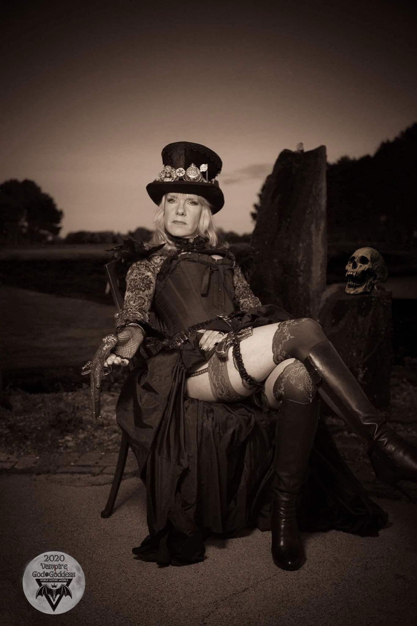 4. Alison Fortnum, UK