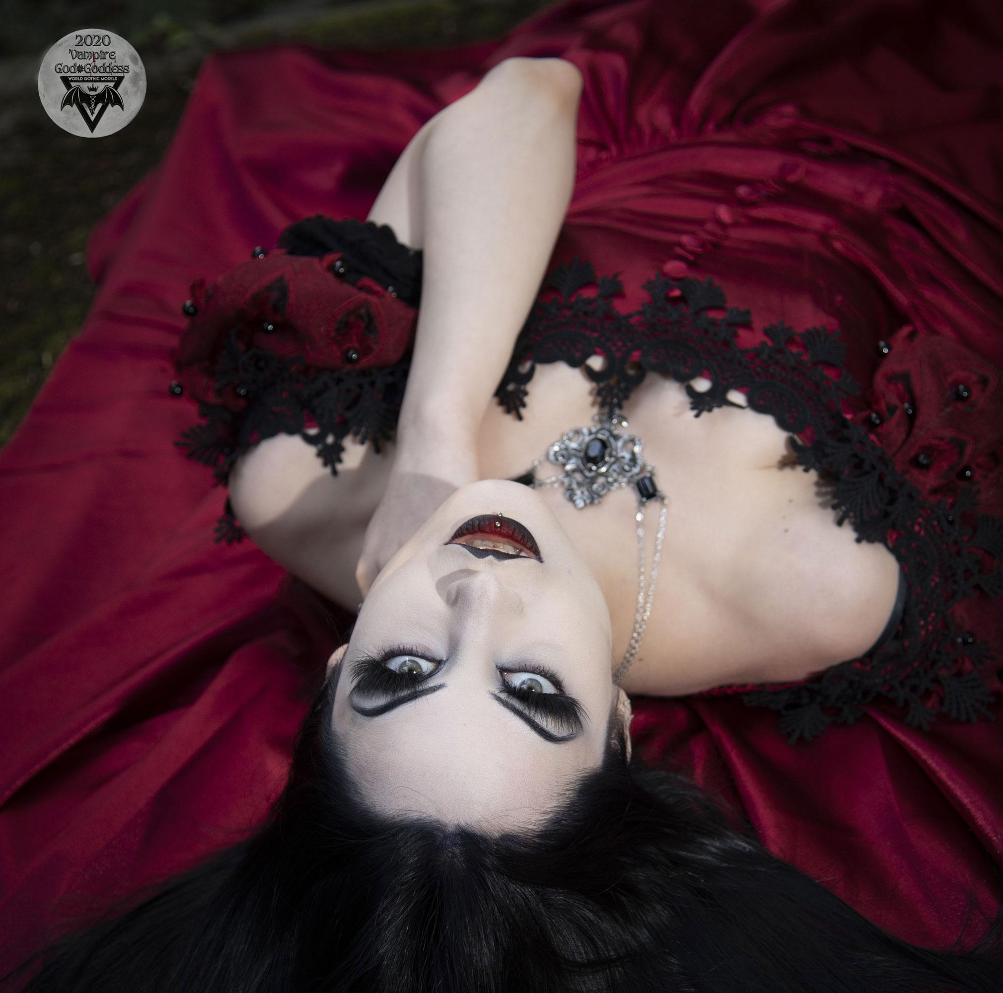 44. Lilith Vampyre, UK
