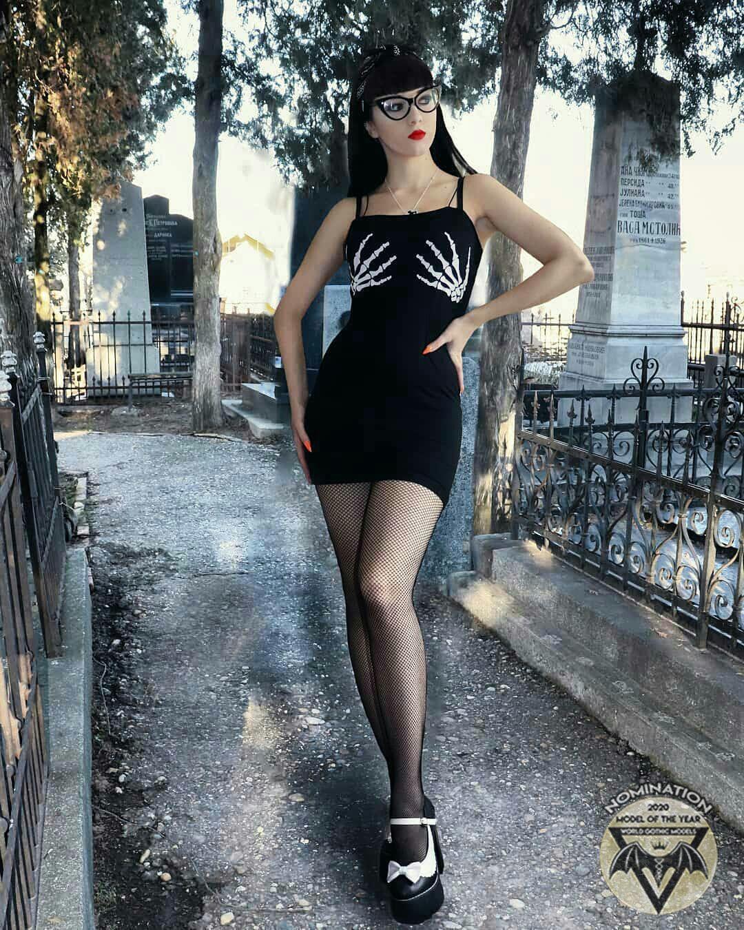 23. @emilia_wilde, Serbia