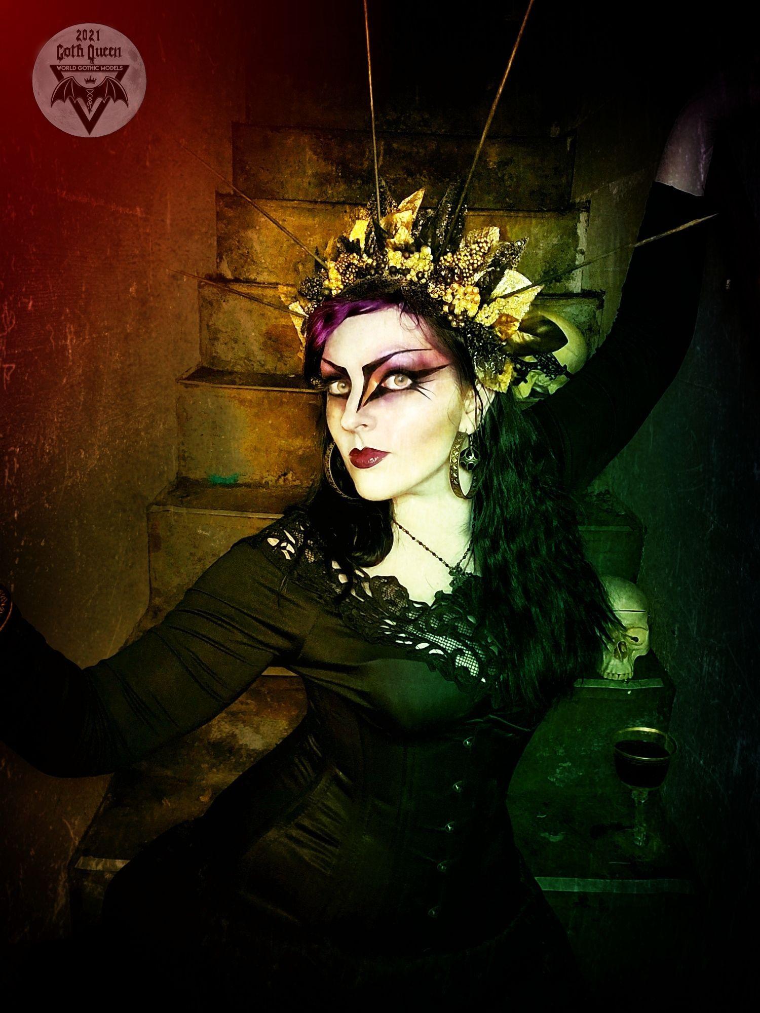 21. Oriana Noir, USA ⬆